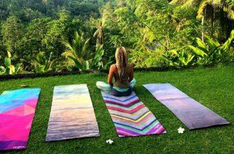 Как выбрать коврик для фитнеса и йоги: лучшие гимнастические коврики