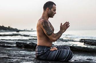 Йога для мужчин. Мужская йога.