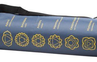Шьем самостоятельно сумку для йоги: она простая, но намного удобнее покупных