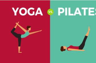 Чем отличается пилатес от йоги: от фитнеса, что лучше, для похудения, различия