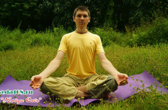 Гуру-йога с опорой на слог ОМ