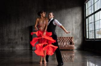 Виды танцев: названия, список