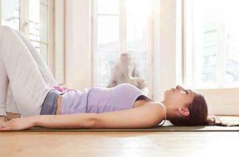 Практика йоги при низком давлении: комплекс из 10 асан