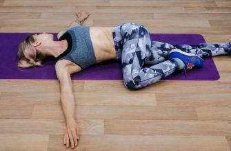 Фитнес-йога: Упражнения для пресса, бёдер и не только — Wonderzine