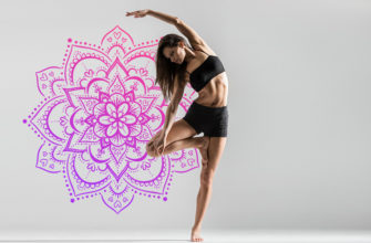 Йога как танец