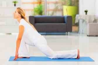 Вечерняя йога: практика перед сном (ФОТО) :: Тренировки ::  «ЖИВИ!