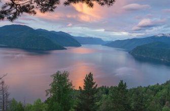Йога-тур в Горный Алтай. Телецкое озеро — Туту Приключения