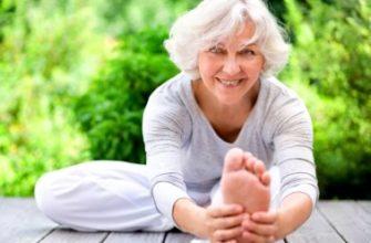 10 упражнений, которые рекомендованы для людей старше 50 лет –