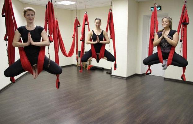 Антигравити йога что это такое: что дает и противопаказания