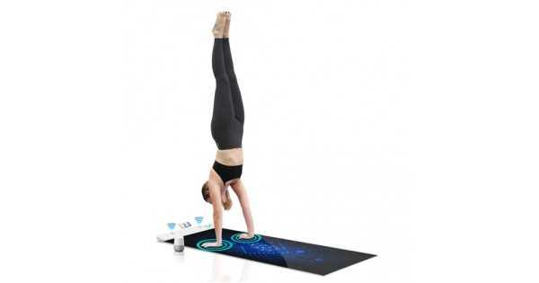 Умный коврик для йоги. YogiFi купить в Москве по приятной цене
