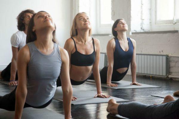 Новости и сообщения из официальной группы Вконтакте Студии йоги Сатья Arbat-Vozdvizhenka - Йога центры - Москва