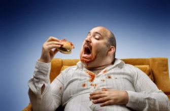 Чем опасно переедание