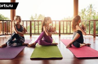Упражнения йоги для похудения живота: польза и техника выполнения –