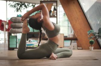 Йога и пищеварение: 15 простых асан, с которыми справятся даже новички • INMYROOM FOOD