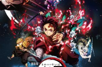 Клинок, рассекающий демонов смотреть аниме на Jut.su