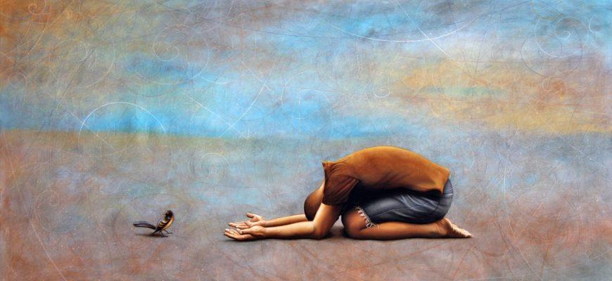 Карма-йога значит действовать для Бога
