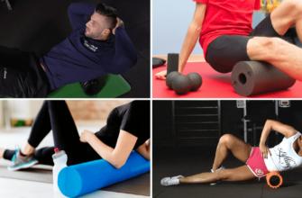 Foam roller – есть ли смысл использовать, какие преимущества и недостатки у массажного ролика, виды