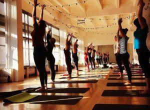 Курсы для инструкторов и преподавателей йоги -