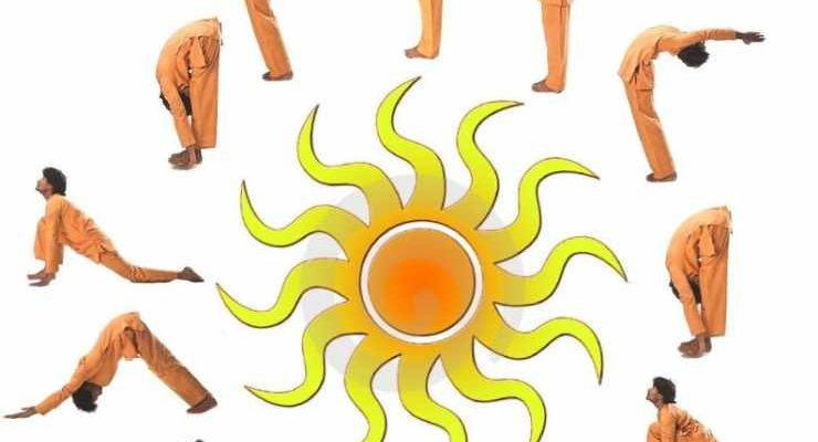 Сурья Намаскар: 8 ключей прокачки энергей, асаны, видео ❤