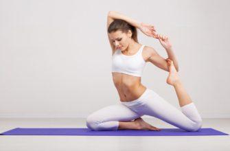 Упражнения йоги, которые помогут быстрее уснуть