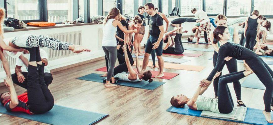 12 лучших студий йоги в Москве - Рейтинг 2021