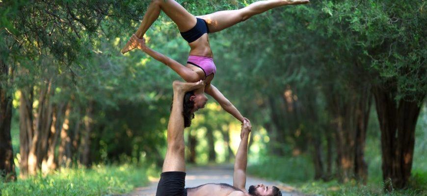 Особенности акройоги и ее отличие от традиционного вида и акробатики –