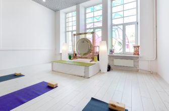 Пробное занятие йогой в Санкт-Петербурге | «ТОТ» йога-центр