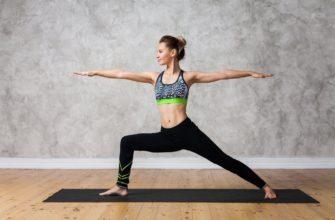 12 упражнений йоги для похудения живота и боков - Живи!
