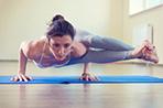 Упражнения фитнес-йоги для снижения веса и укрепления мышц –