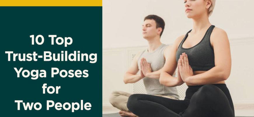 Парная йога. Сложные асаны для двоих